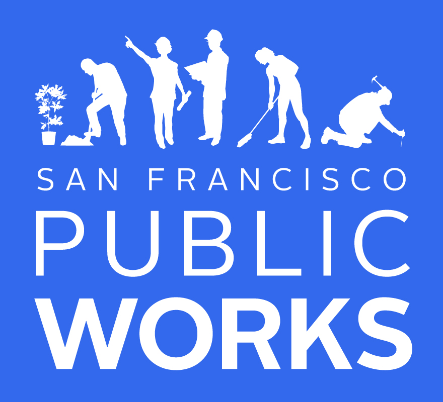 San Francisco Department of Public Works Logo